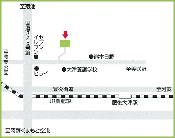 アクセス近隣図